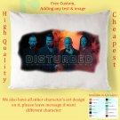 DISTURBED TOUR EVOLUTION Album Pillow cases