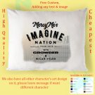 MERCYME WITH CROWDER IMAGINENATION TOUR Album Pillow cases