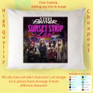 STEEL PANTHER SUNSET STRIP LIVE TOUR Album Pillow cases