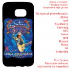 CARLOS SANTANA CONSCIOUSNESS TOUR Concert phone cases skins Cover