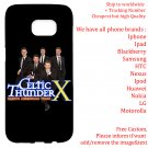 CELTIC THUNDER TOUR Concert phone cases skins Cover