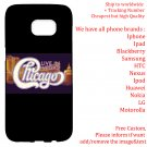 CHICAGO - THE BAND LIVE IN VEGAS TOUR Concert phone cases skins Cover