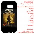 COHEED AND CAMBRIA FOXING MAPS & ATLASES TOUR Concert phone cases skins Cover