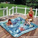 Baby Wading Kiddie Pool Squirt Splash Outdoor Waterfall Square Premium Material