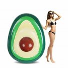 Sunba Youth Pool Float, Avocado Inflatable Giant Float, Party Pool Lounger, Pool