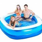 """Jilong Pentagon Inflatable Family Pool, 79"""" x 77"""" x 18.5"""""""