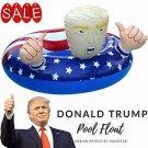 "NinoStar Pool Float Donald Trump 42"" Best Summer 2017 Fun Inflatable Swimming Fl"