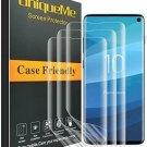 [3 Pack] UniqueMe Compatible with Samsung Galaxy S10e Screen Protector,Liquid Sk