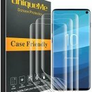 [3 Pack] UniqueMe Compatible with Samsung Galaxy S10 Plus /S10 Screen Protector