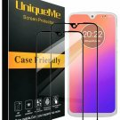 [2 Pack] INGLE Compatible with Motorola Moto G7 /Moto G7 Plus Screen Protector,