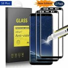 [2 Pack] Samsung Galaxy S8 Plus Screen Protector, Alfort Tempered Glass Screen P
