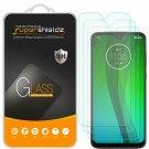[3Pack] Supershieldz for Motorola Moto G7 Tempered Glass Screen Protector, Anti