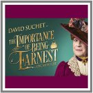 DAVID SUCHET in THE IMPORTANCE OF BEING EARNEST, 2015 DVD