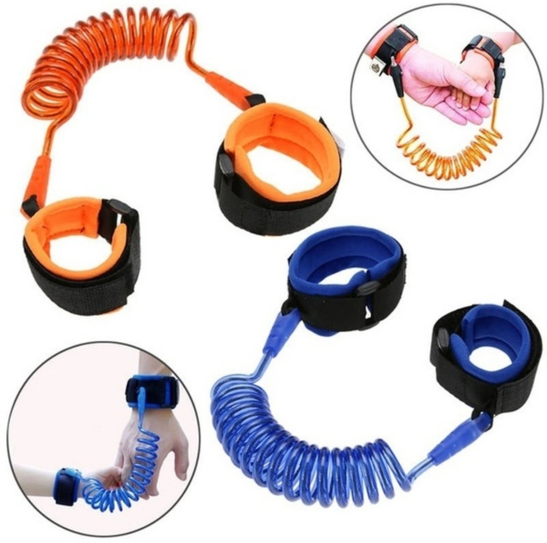 Adjustable Kids Safety Anti Loss Harness Wristband Leash