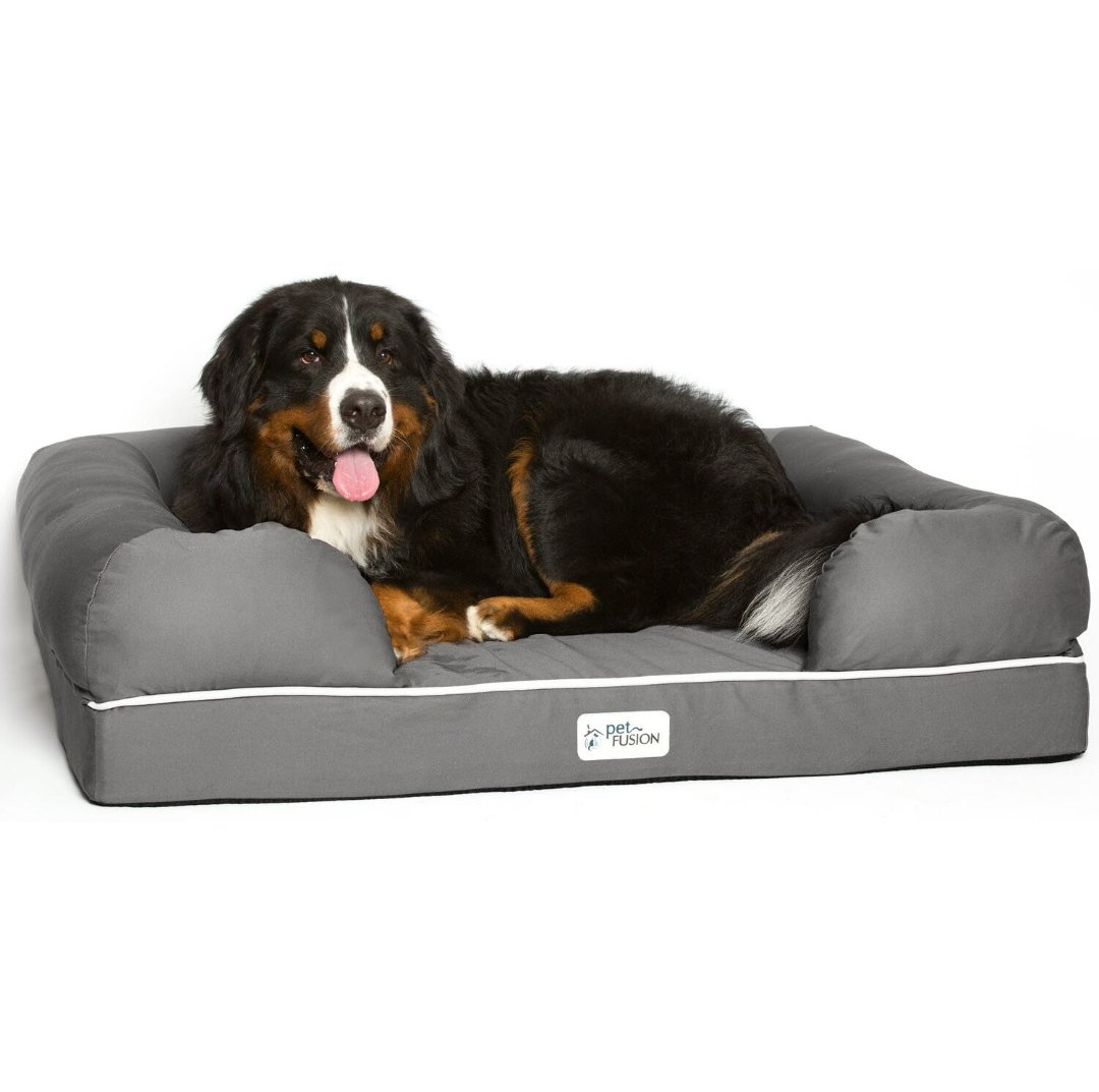 Ultimate Dog Bed & Lounge Premium Edition Bolster