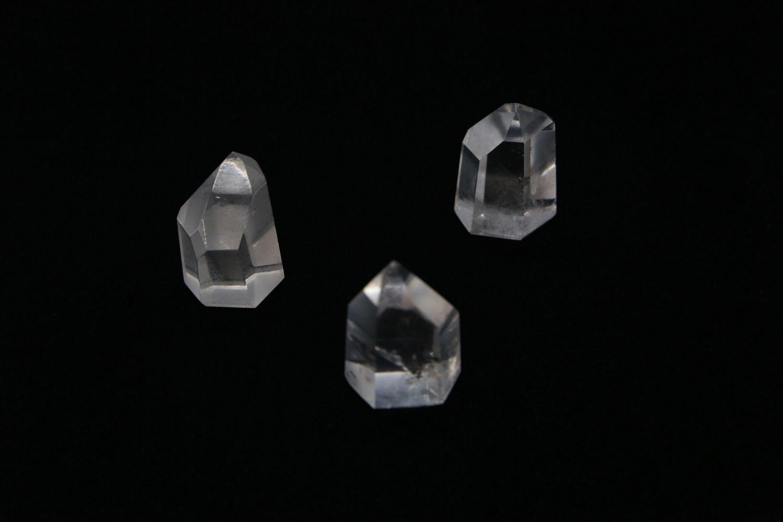Clear Quartz Point, Clear quartz Generator