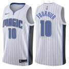 Men's #10 Evan Fournier Orlando Magic Swingman Jersey White - Association Edition S-2XL