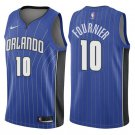 Men's #10 Evan Fournier Orlando Magic Swingman Jersey Blue - Icon Edition S-2XL