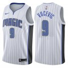 Men's #9 Nikola Vucevic Orlando Magic Swingman Jersey White - Association Edition S-2XL