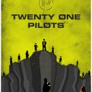 Twenty One Pilots Trench 24x18 Poster