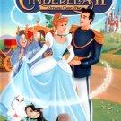 Cinderella II Original Movie 36x24 Poster Single Sided