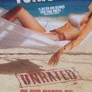 Turistas Dvd 36x24 Poster Original Movie 36x24 Poster Single Sided