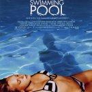 Swimming Pool Original Movie 36x24 Poster Single Sided 27 X40