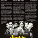 Jackie Brown Critics Original Movie 36x24 Poster Single Sided