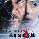 Along Came A Spider Original Movie 36x24 Poster Single Sided 27 X40