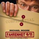 Farenheit 9/11 Original Movie 36x24 Poster Single Sided