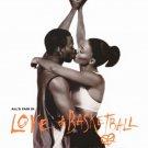 Love & Basketball Original Movie 36x24 Poster Single Sided