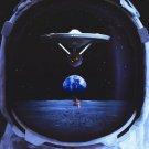 Star Trek 25th Anniversary Original Movie 36x24 Poster Single Sided 27 X40