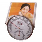 Sauna Room Thermometer Stainless Steel Hygrometer for Temperature Humidity Meter