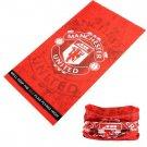 FC Manchester United Soccer England Fan Attributes Scarf Soft Face Mask Bandana