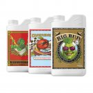 Advanced Nutrients COCO Bigger Buds Tribe Bundle (Bud Ignitor, Big Bud COCO & Overdrive) (4 Liters)