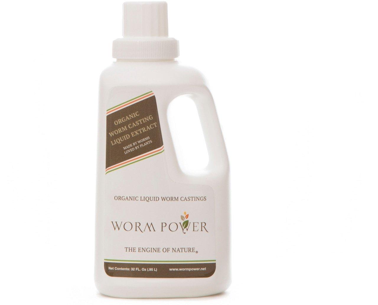 Worm Power Liquid Extract, 32 oz