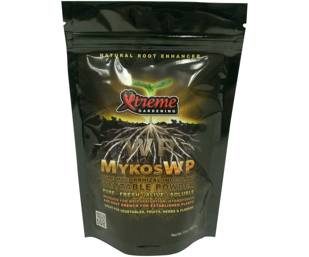 Xtreme Mykos Pure Mycorrhizal Inoculum, Wettable Powder, 12 oz