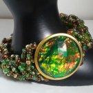 Mermaids Tale Bracelet - Handmade Fashion Jewelry