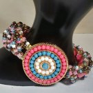 Fashion Color Wheel Bracelet