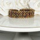 Fashion Jewelry - Peacock handmade Bracelet matte