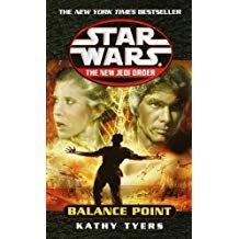 Star Wars Balance Point hardcover
