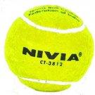 Nivia Heavy Tennis Ball Cricket Ball YELLOW HEAVY BALL