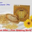 5Box X 30 Capsules,NNO-Nourishing Night Oil Gold Jojoba Skin Balancing,Vitamin E