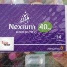 Nexium 40 Mg Esomeprazol 14 Tablets