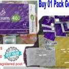 Nexium 40 Mg Esomeprazol 14 Tablets (buy 01 pack Get 01 Free) -Limited Offer