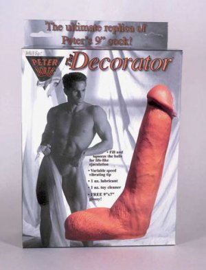Peter North Decorator - Ejaculating Cock