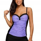 Tankini and Skirted Swimsuit