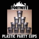 Fortnite Just Play It stadium party cups, Fortnite Birthday Party cups, Fortnite Cups