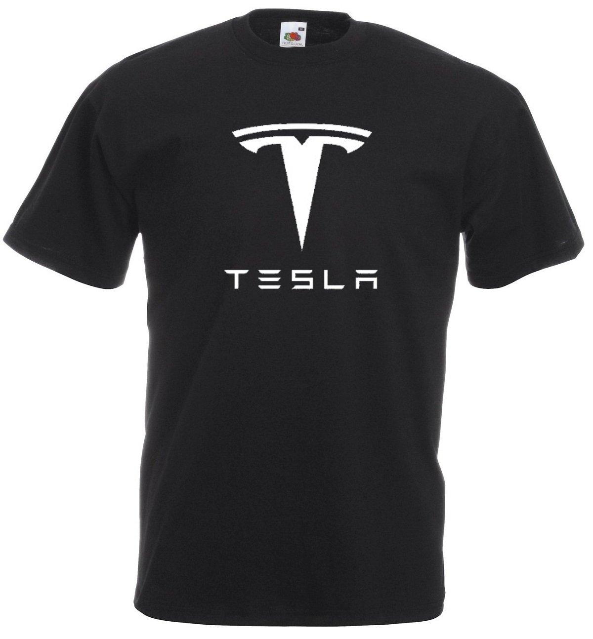 Tesla Motors Car Auto Electric Automobile Inspired T-shirt, Men, Size M