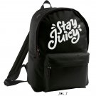 Guava Juice Stay Juicy logo youtuber Inspired Sol's Rider Backpack